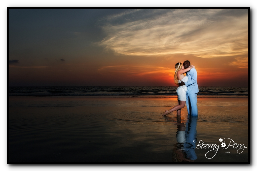 Clearwater beach Wedding 1