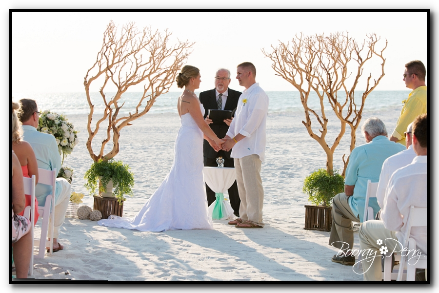 Hilton Clearwater Beach Wedding