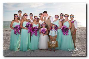 Beach Wedding Treasure Island St Pete