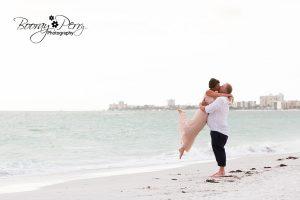 Flash Photography at Beach Weddings
