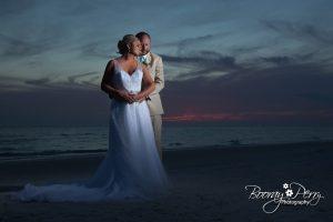 Flash Photography on the beach