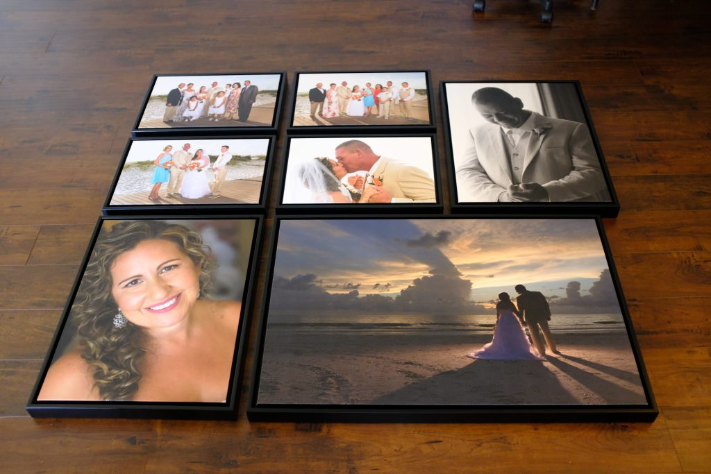 Print your wedding pictures