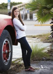 Senior Portraits Tampa Bay