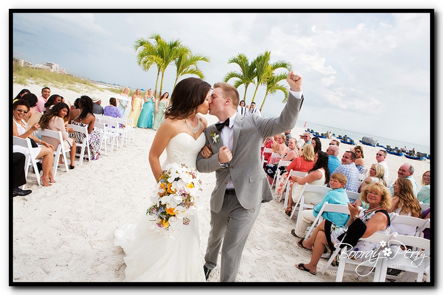 Beach wedding beaches in florida